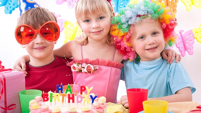 Οδηγός Οργάνωσης Παιδικού Πάρτι Γενεθλίων
