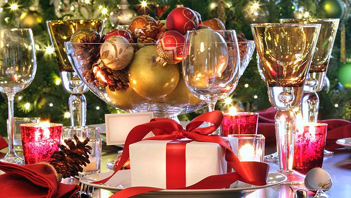 Οργανώστε το τέλειο γιορτινό πάρτι με 5 απλές κινήσεις